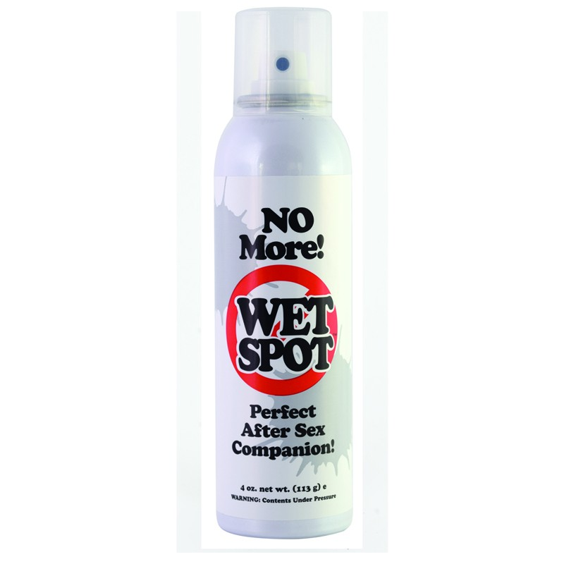 No More Wet Spot, 4 Oz. Net Wt., Can