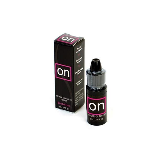 On Arousal Oil For Her Original 5ml Bottle