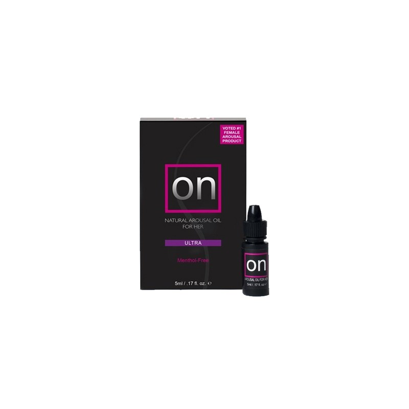 On Arousal Oil Ultra 5ml Large Box