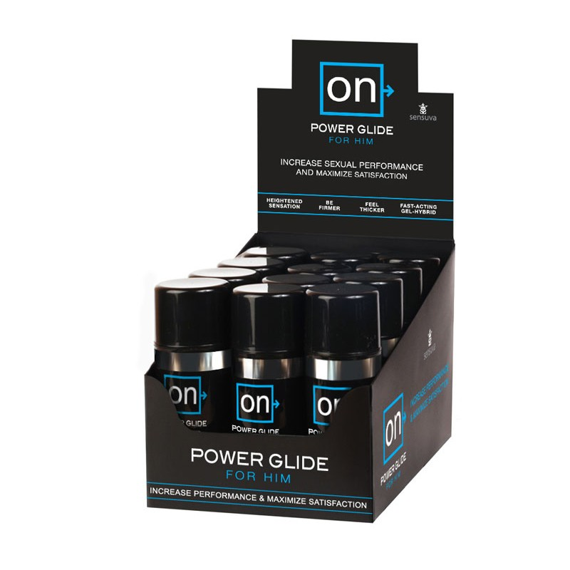 On Power Glide for Him Refill Kit (12 bottles)