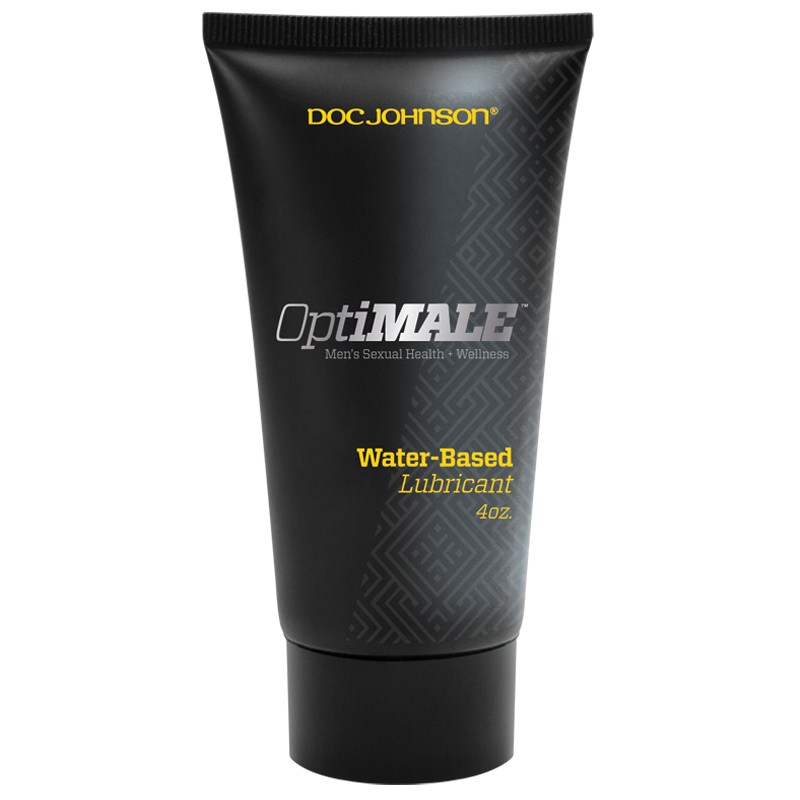 OptiMALE – Lubricant – Water-Based 4oz