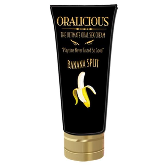 Oralicious (2oz Banana Split)