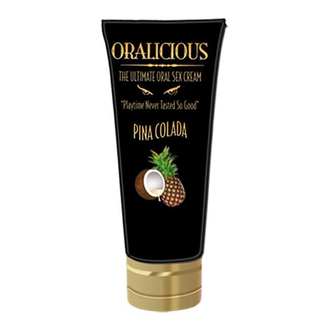 Oralicious (2oz Pina Colada)