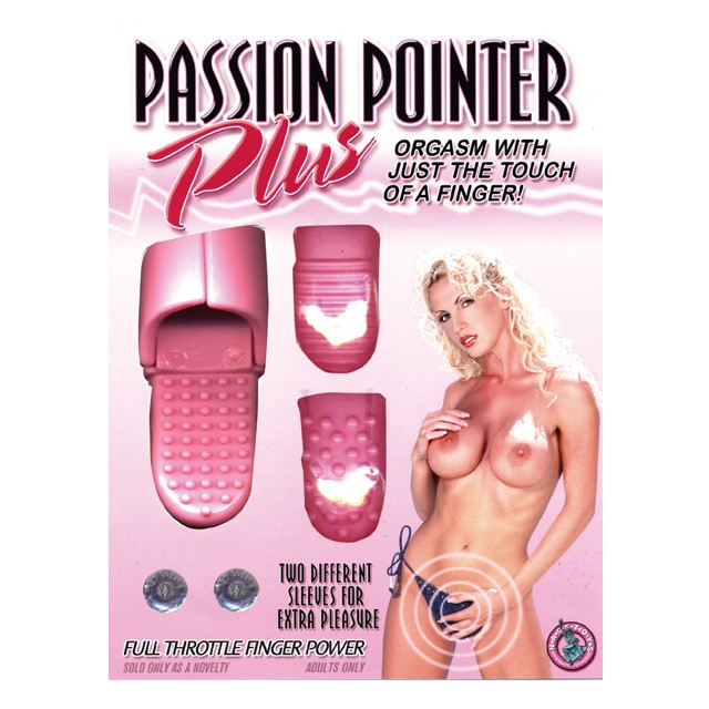Passion Pointer Plus (Pink)