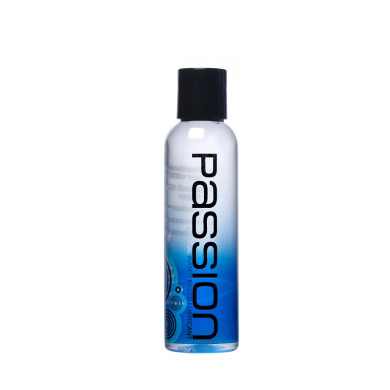 Passion Water Based Lubricant 4oz