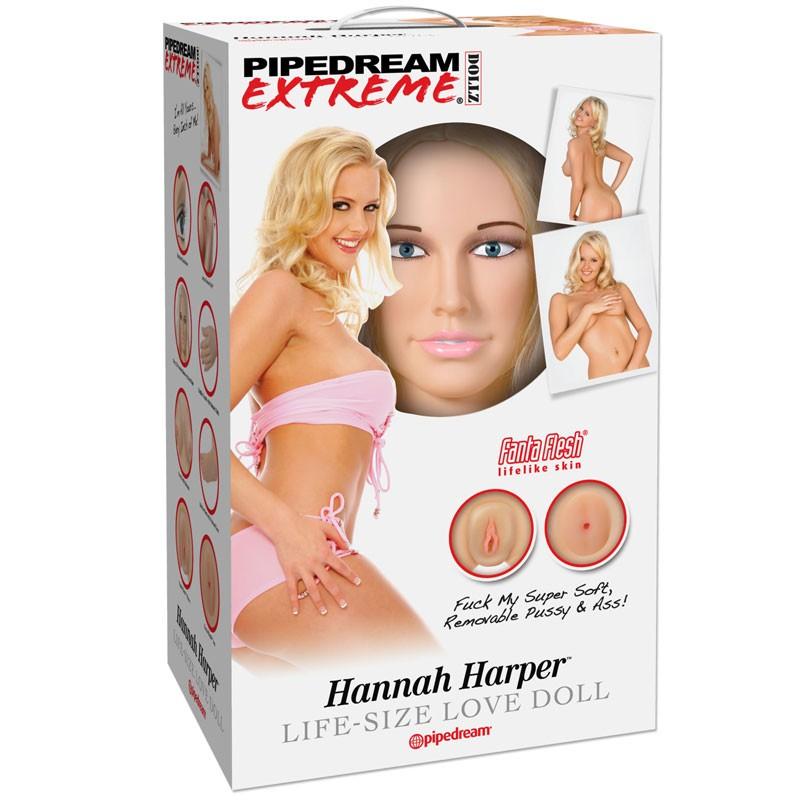 PDX Dollz - Hannah Harper