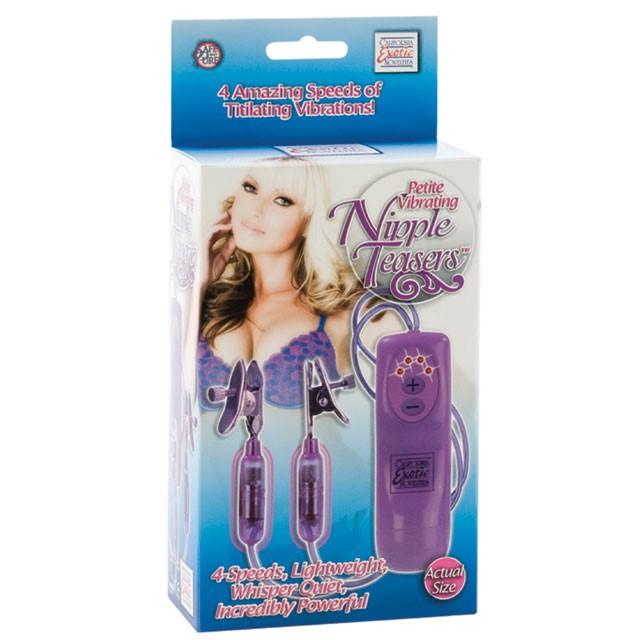 Petite Vibrating Nipple Teasers