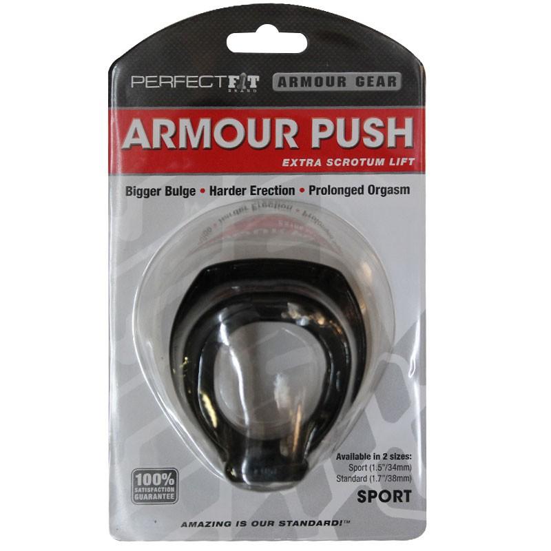 PF Armour Push Sport (Black)
