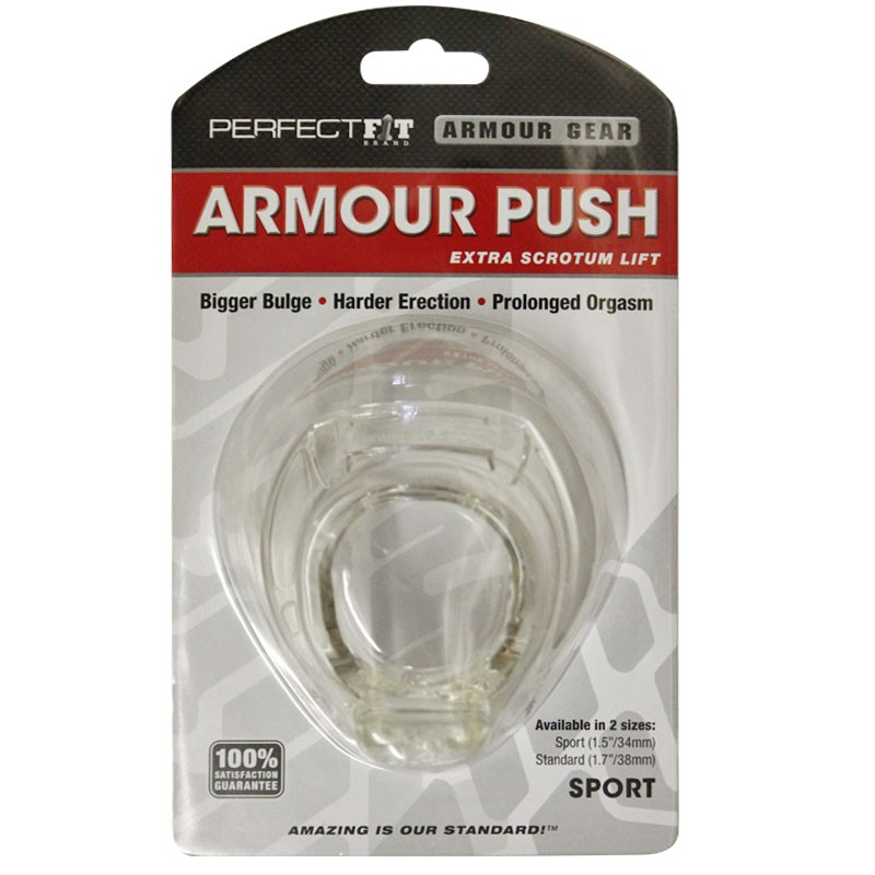 PF Armour Push Sport (Clear)