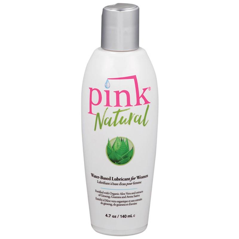 Pink Water 4.7oz Flip Top Bottle