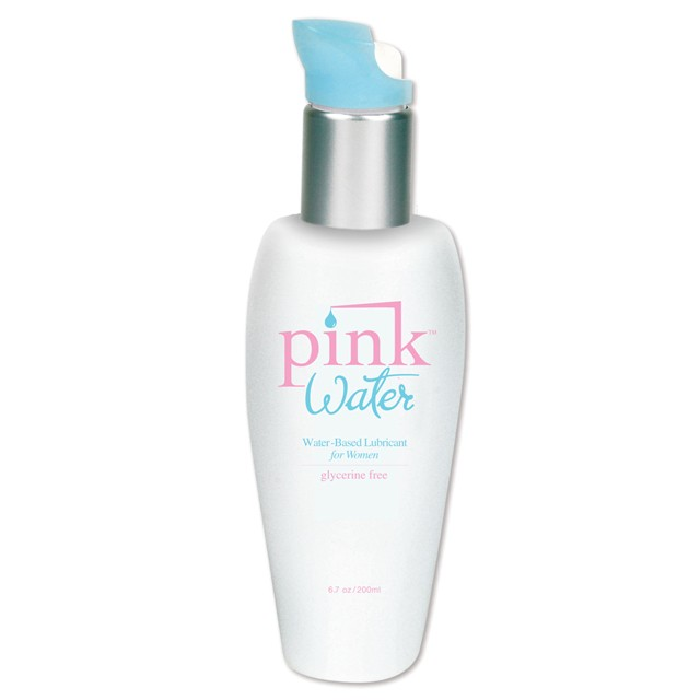 Pink Water Lubricant 6.7oz