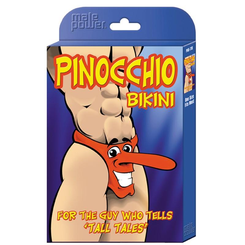 Pinocchio Bikini BLK