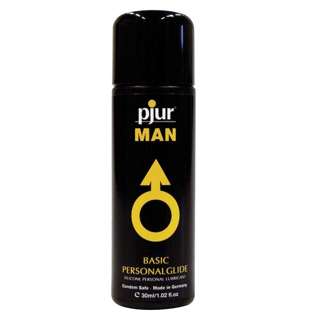 Pjur Man Basic Personal Glide 30ml Silicone Lubricant