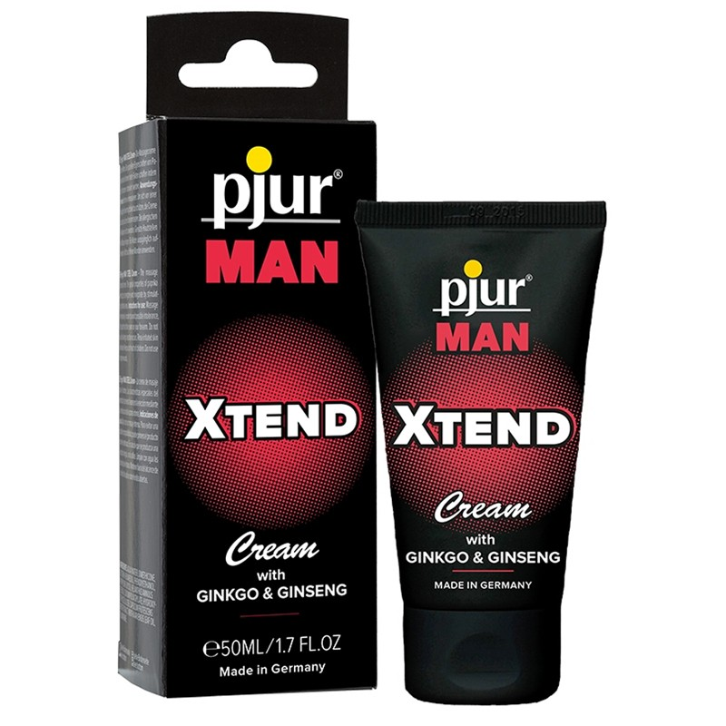 Pjur Man Xtend Cream 50ml/1.7oz Tube