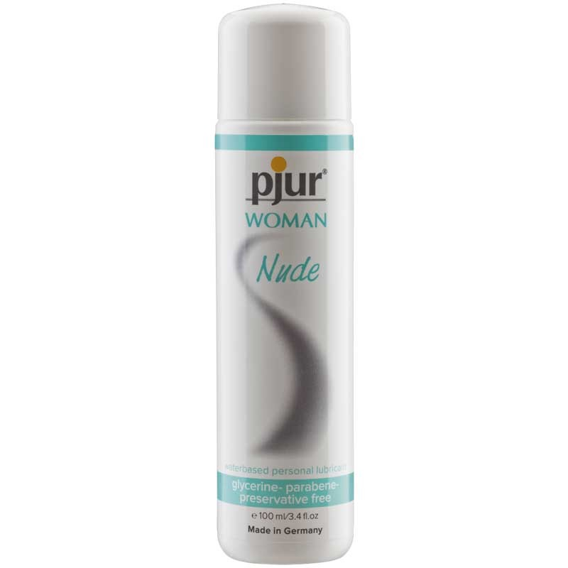 Pjur Woman Nude Waterbased Lube 100ml
