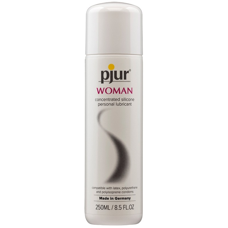 Pjur Woman Silicone Lubricant 250ml/8.5oz Bottle