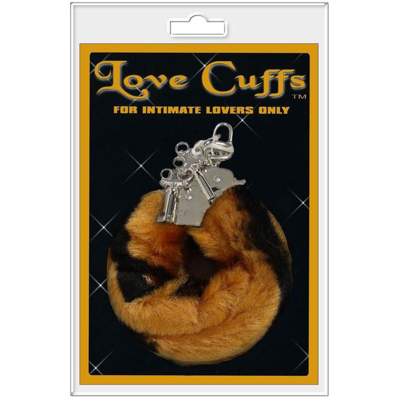 Plush Love Cuffs Lion