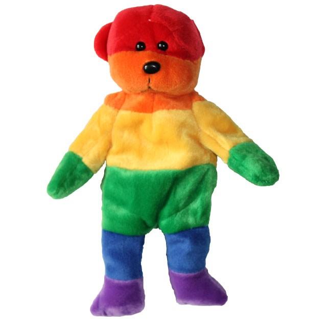 Pride Pals Rainbow Bear