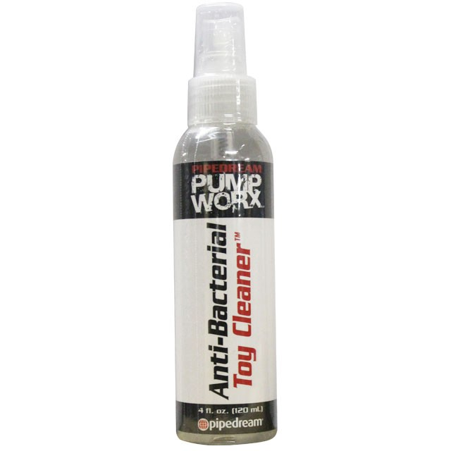 Pump Worx Toy Cleaner 4 fl oz