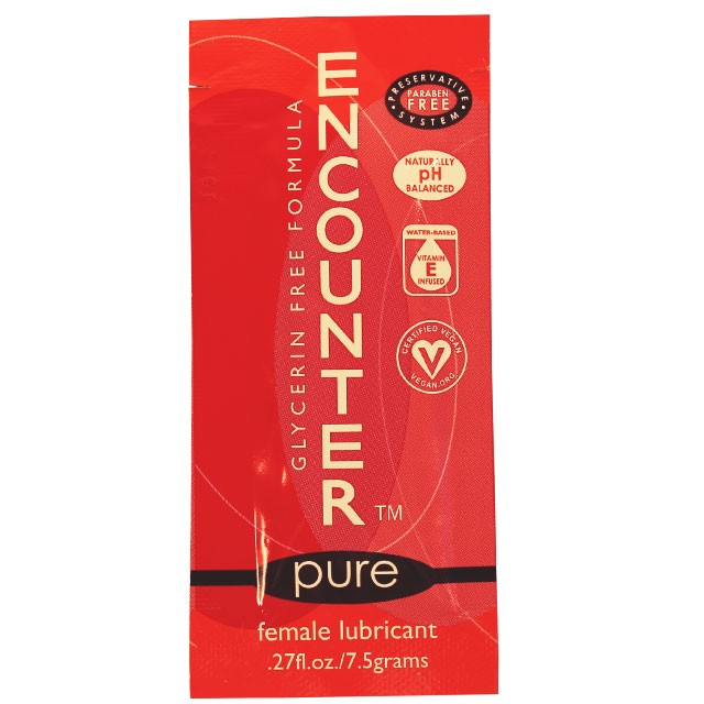 Pure Encounter Female Lubricant (.27oz foil)