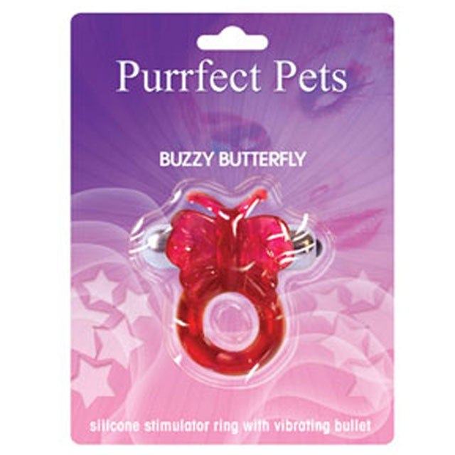 Purrrfect Pets (Buzzy Butterfly Magenta)