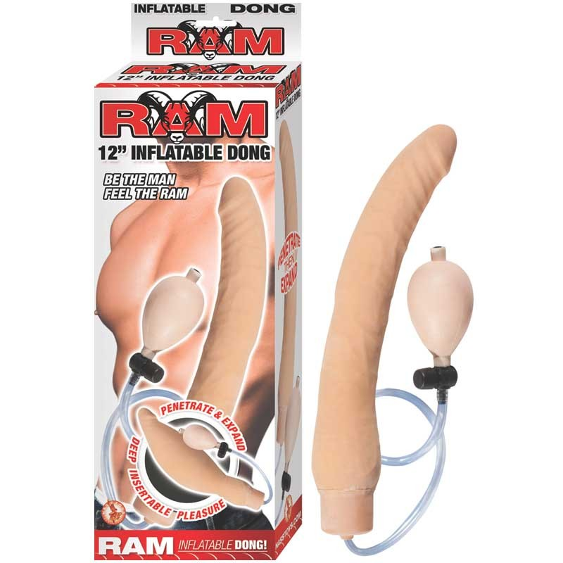 Ram 12in. Inflatable Dong (White)
