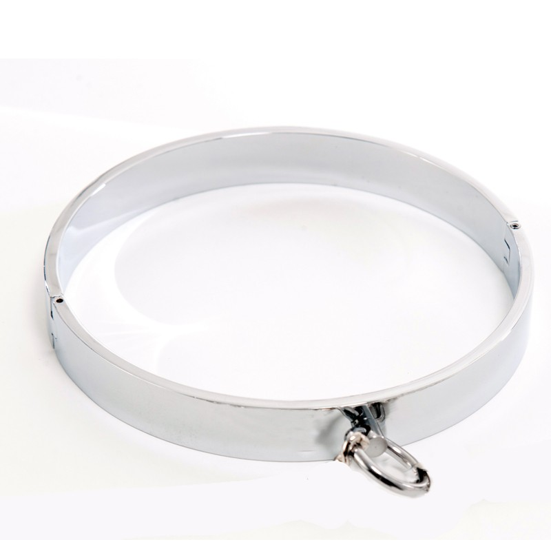 Rapture Polished Stainless Steel Collar