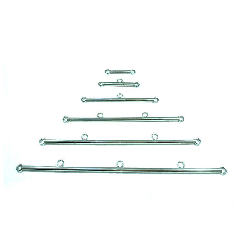 Rapture Stainless Steel Spreader Bar Set-6pcs (4.5in. to 30 in.)