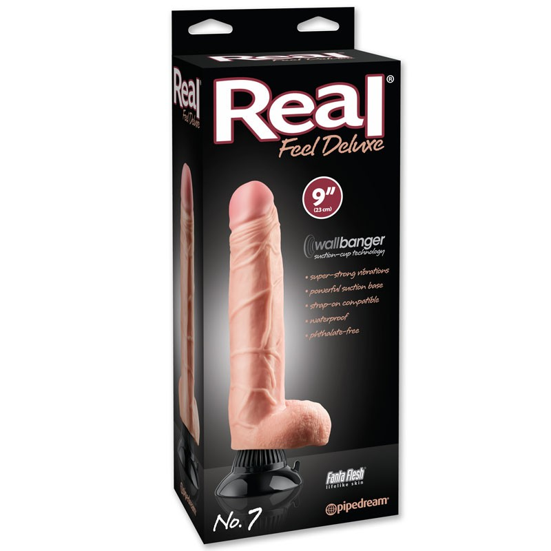 Real Feel Deluxe # 7 - Flesh