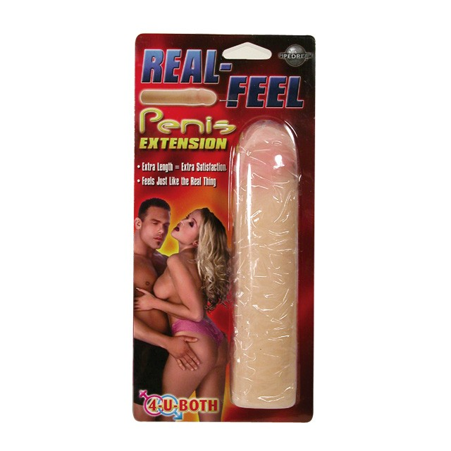 Real Feel Penis Extension Flesh