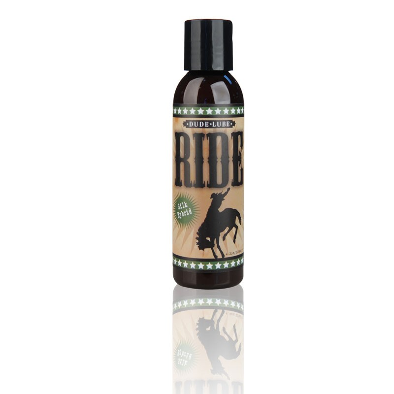 Ride Dude Lube Silk Hybrid Lubricant 4.2oz