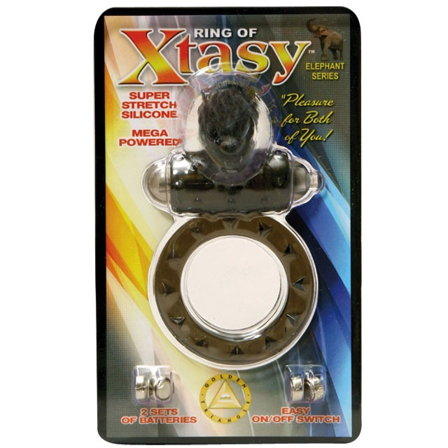 Ring of Xtasy (Black)