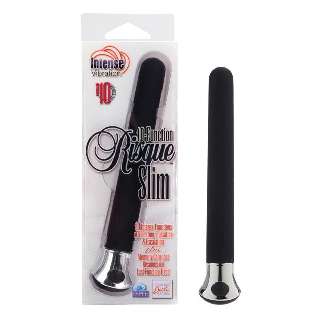 Risque Slim - Black 10-Function