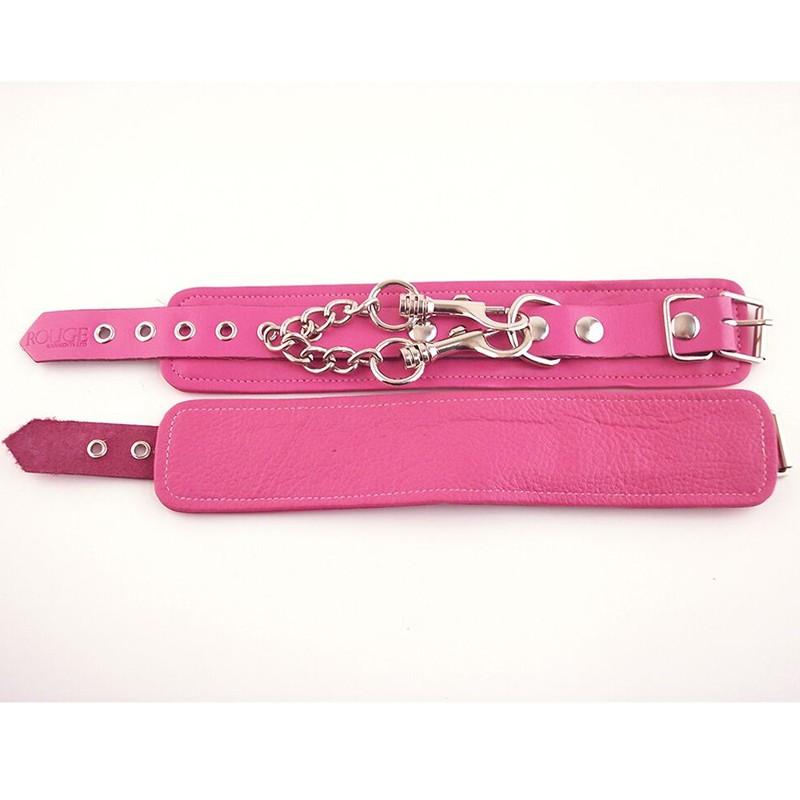 Rouge Wrist Cuffs Pink
