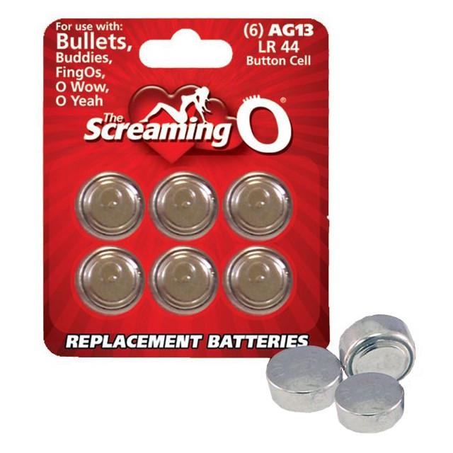Screaming O AG13 Battery