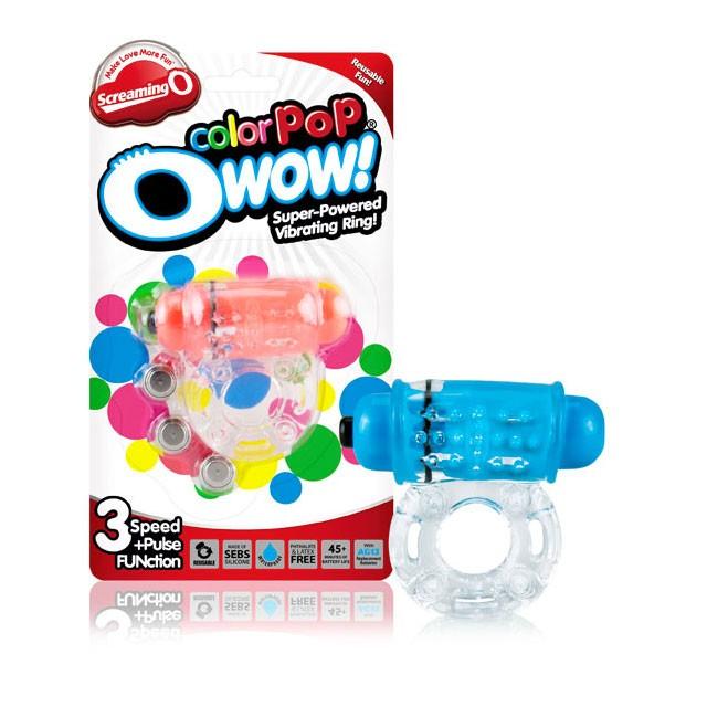 Screaming O Color Pop OWow Orange