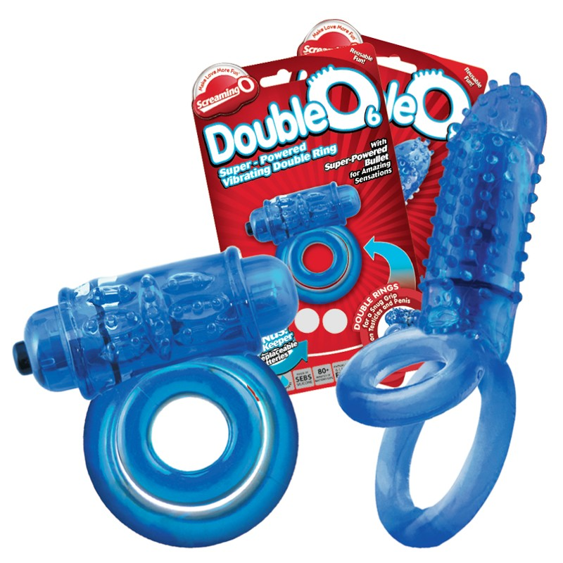 Screaming O DoubleO 6 (Box of 6)