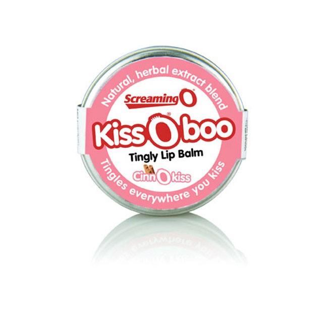 Screaming O KissOBoo - Cinnamon (Box of 24)