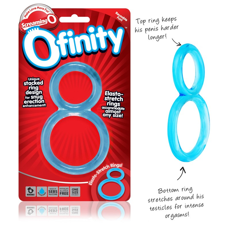 Screaming O Ofinity Assorted (Box of 6)