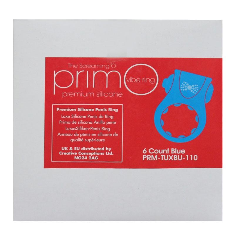 Screaming O PrimO Line Tux Blue (Box of 6)