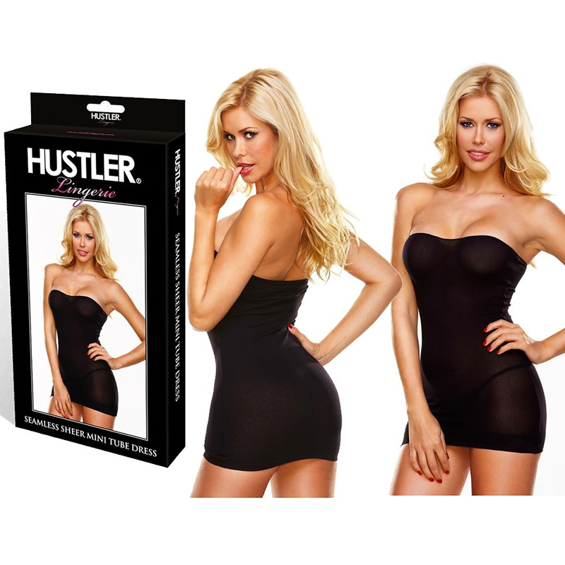 Seamless Dheer Mini Tube Dress