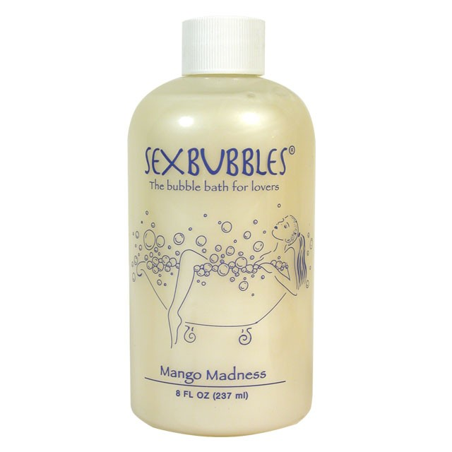 Sex Bubbles Mango Madness 8 fl oz
