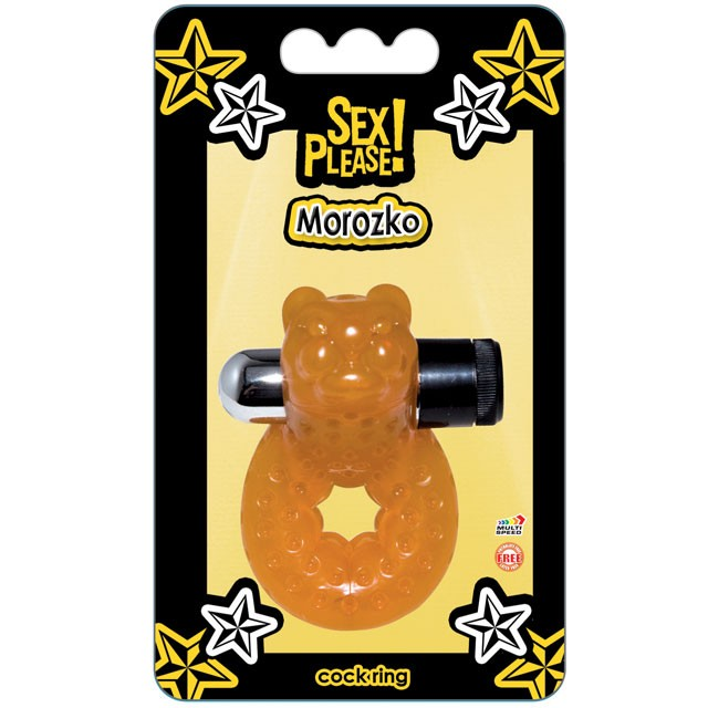 Sex Please! Vibrating Cock Ring (Morozko)