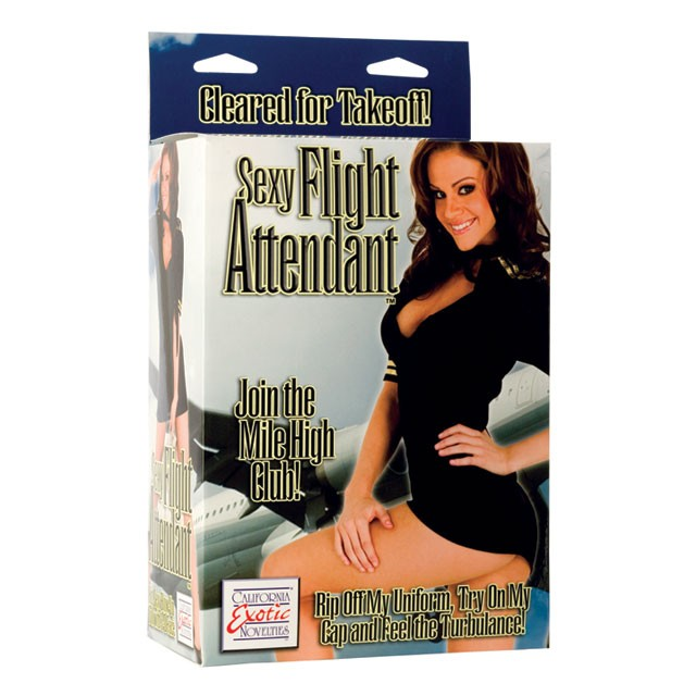 Sexy Flight Attendant Love Doll