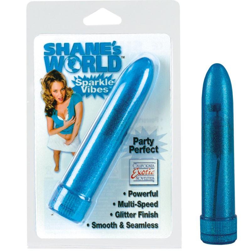 Shanes World Sparkle Vibes - Blue