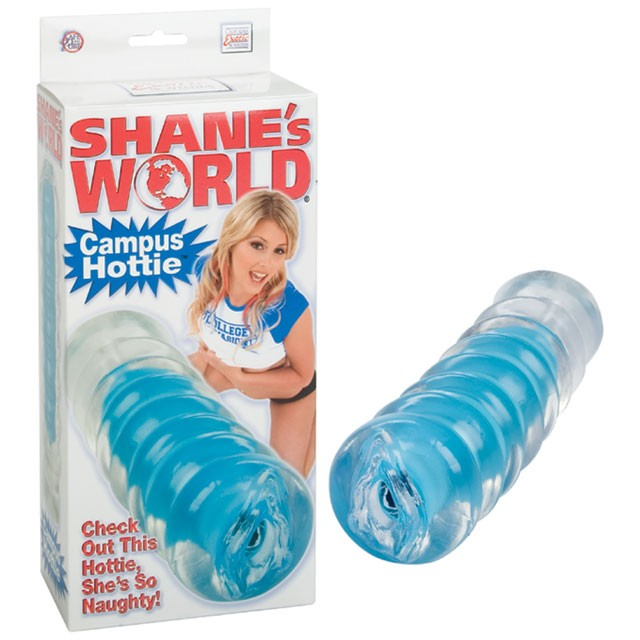Shanes World Stroker Campus Hottie - Blue