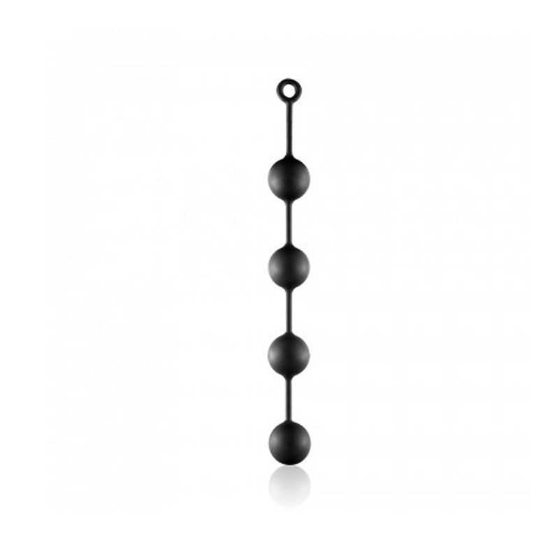 SI 30mm Silicone Extreme Balls Sm. (Blk)