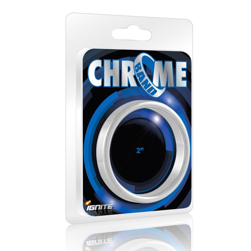 SI Chrome Band (2.0In/51Mm)