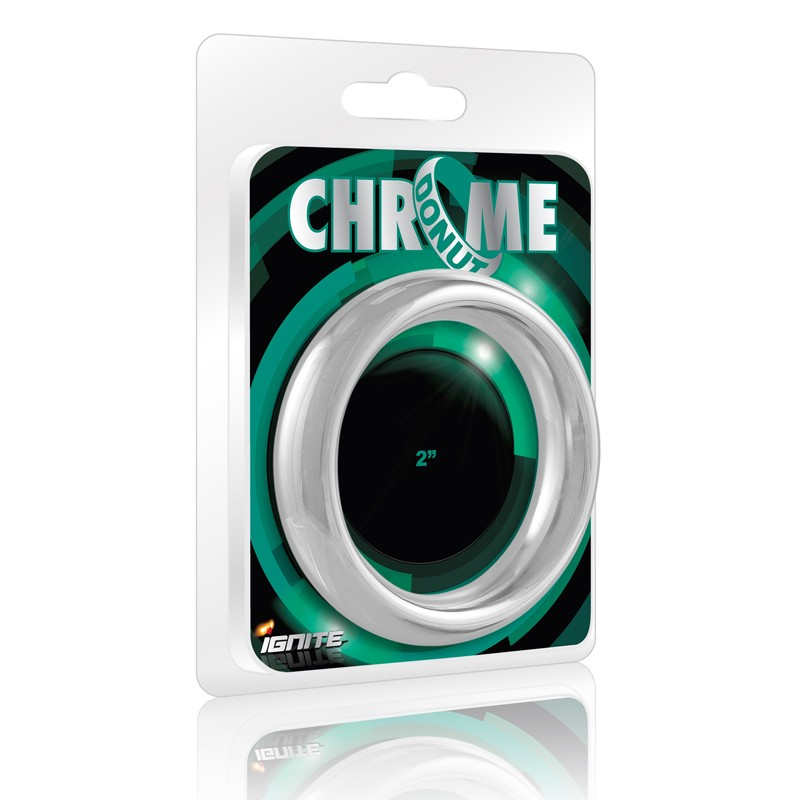 SI Chrome Donut (2.0In/51Mm)