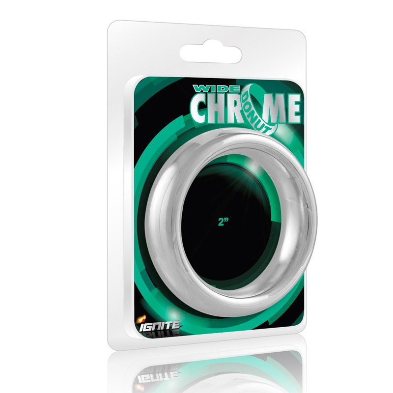 SI Chrome Donut, Wide (2.0In/51Mm)